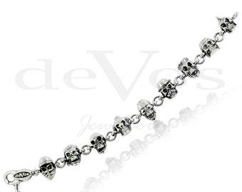Crazy Skulls Bracelet 2