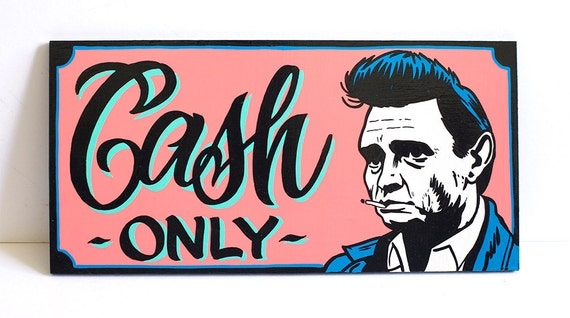 Image result for cash only