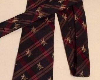 Duck Tie Hunters Necktie