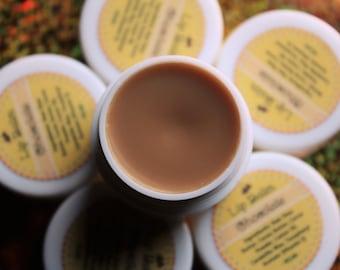 Chocolate Lip Balm, Organic Lip Balm, Vegan Lip Balm, Natural Lip Balm, Lip Care