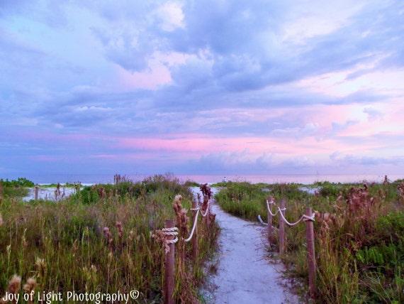 Beach Photography,Beach path,ocean photography,Nature Photograph, Beach, summer,5838(3)