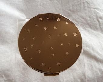 Charming Stratton 'Stars' vintage powder compact