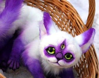 One and a Half Purple Cats