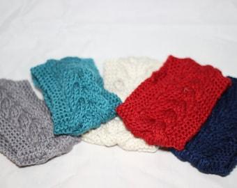 Knit Earwarmer