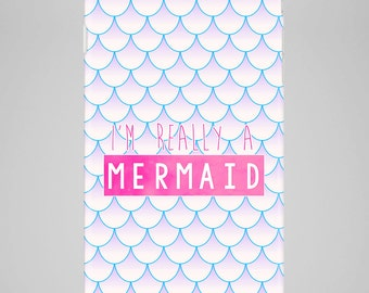 Mobile phone case Mermaid