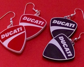 Ducati Earrings