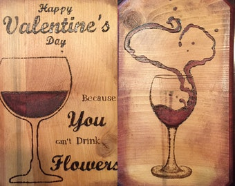 Personalized Wood Sign,Wooden Wine Sign, Wine Lover, Wine Decor, Home Decor, House Warming Gift, Bar Decor, Gift For Mom, Mother's Day Gift
