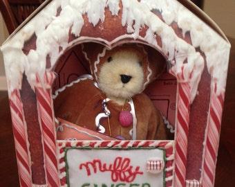 Muffy Gingerbear 1992