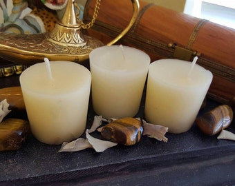 Smudge candle set