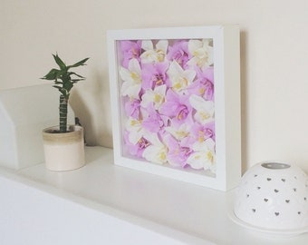 Floral Artwork - Orchids