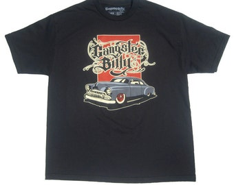 Gangsterbilly Sled T-shirt