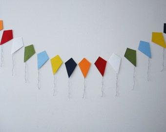 paper kite garland