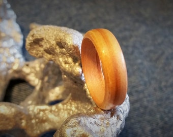 Douglas Fir Bent Wood Ring