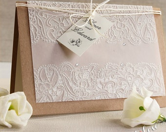 Wedding Invitations Recycled Paper