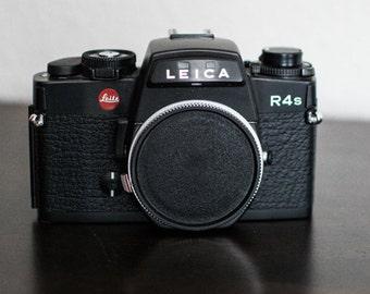 Leica R4s Vintage Film Camera