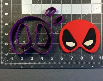 Super Hero Mask 102 Cookie Cutter Set
