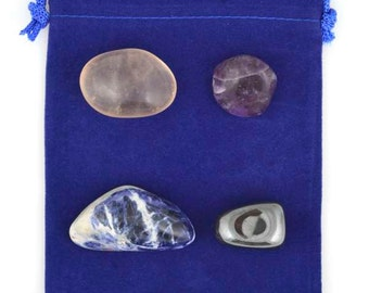 Headache Healing Stone Set