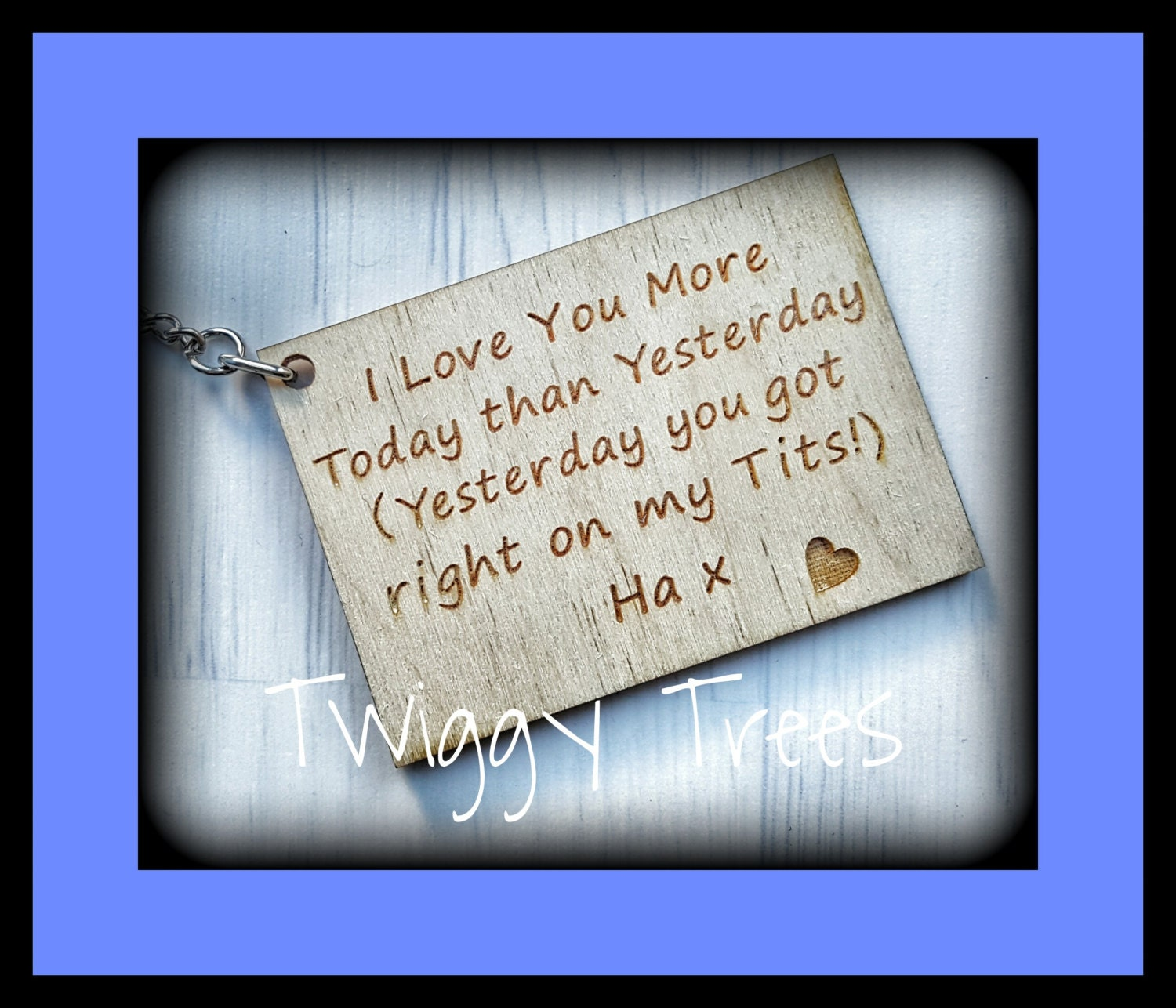 I Love You More Today Than Yesterday: I Love You More Today Than Yesterday Yesturday You By