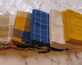 Cotton Napkins, set of 6
