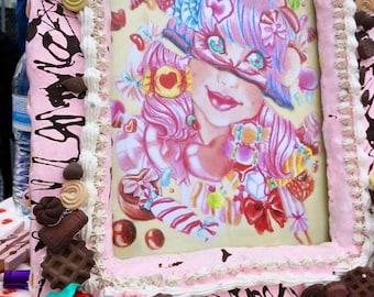 Large Cake Frame
