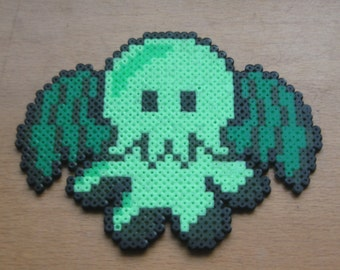 Happy Cthulhu Sprite