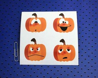 Pumpkins Labels - Sticker Sheet