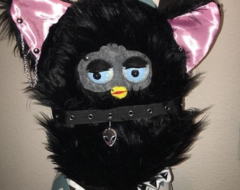 Emo Furby Backpack