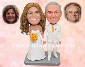 Custom Cake Topper - Wedding Cake Topper, Initial   topper, Cake Topper, Personalized Cake Topper,   Unique Wedding Gift