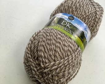 On Sale, Tan, DY Choice, DK with Wool