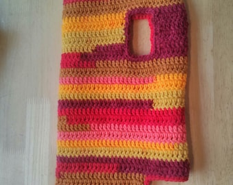 Crocheted Dog Sweater - medium