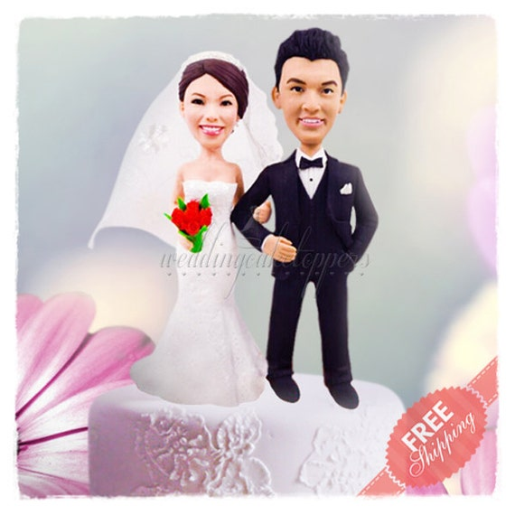 Asian Wedding Cake Toppers 2