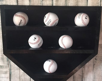 Game ball Display-Baseball Display Case