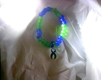 IH awareness stretch bracelet