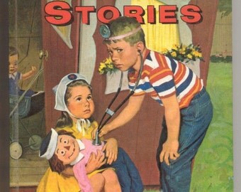 Uncle Arthur's Bedtime Stories Volume 3 Childrens short story book, religious themes