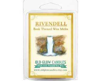 Rivendell - Scented Soy Wax Melts 80g