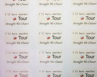 Straight no Chaser tour trackers
