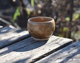 Small Brown Bowl