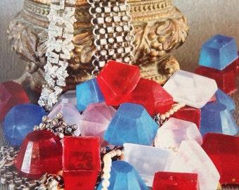 Precious Gems soaps