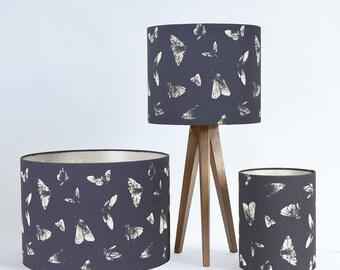 Moths Lamp Shade