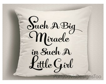 Nursery Pillows, Nursery Bedding, Baby Girl Nursery, Baby Girl Gift, Bedroom Decor Girl, Pillow Covers, Baby Gift
