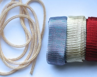 Wire Mesh Collection (Coloured Copper - 3 x 20mm x 1m and 1 x 3mm x 1m)
