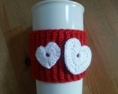 Valentine's Day - cup cover