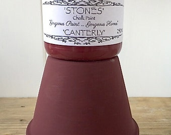 STONES' * Chalk Paint * Wall Paint * Eggshell *  - CANTERLY.