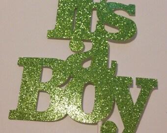 Its a boy! Cake-topper