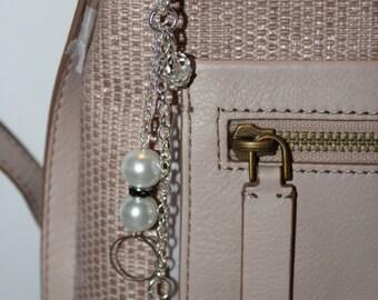 Pearl Handbag Charm
