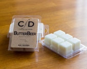 Butter Beer Wax Melts Candle Tarts - Rum, Butter & Vanilla Nut Scented - 3 oz