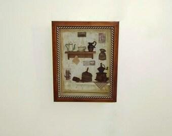 Café display art