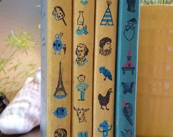Collection of Four Children's Books/ Best in Children's Books/ 1961