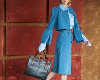 Eko wood. Bag and style. SALE -30% off