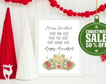 50% OFF  Christmas Vacation Quote- INSTANT DOWNLOAD - Printable 8x10